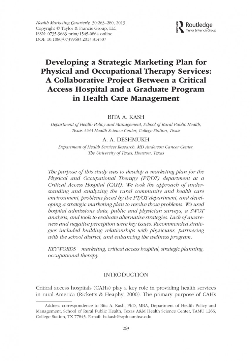 006 Research Paper On Cancer Marketing Plan Mba Image Hd Largepreview For Admission Singular Pdf Studies Treatment