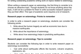 006 Research Paper Order Of Writing Impressive A Correct Sequence Steps For