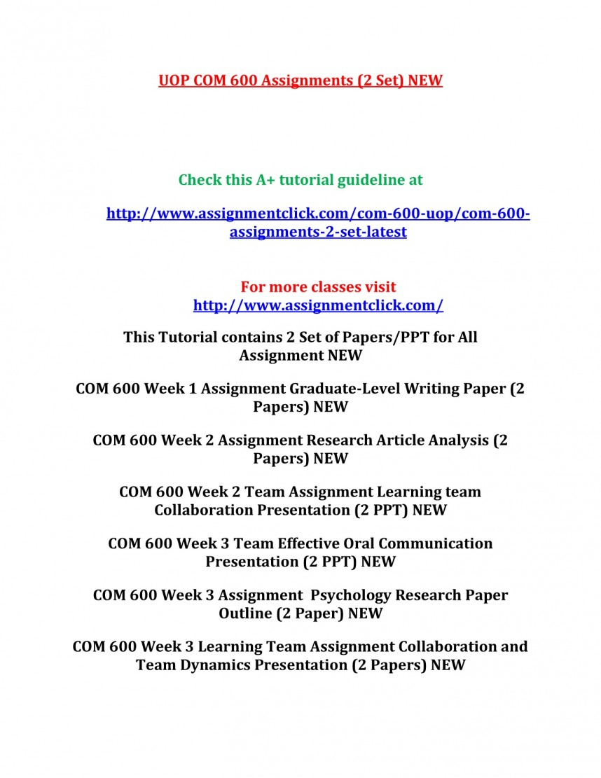 006 Research Paper Psychology Outline Com Striking 600 Com/600 868