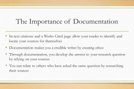 006 Research Paper Slide 4 What Makes Source Credible Unbelievable A For Are Information Sources Is Considered