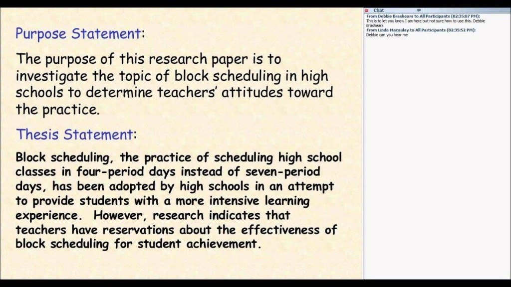 006 Research Paper Thesis Statement Staggering Expository Examples Format Biographical Large