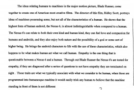 006 Research Paper Thesis2 Abortion Unforgettable Conclusion