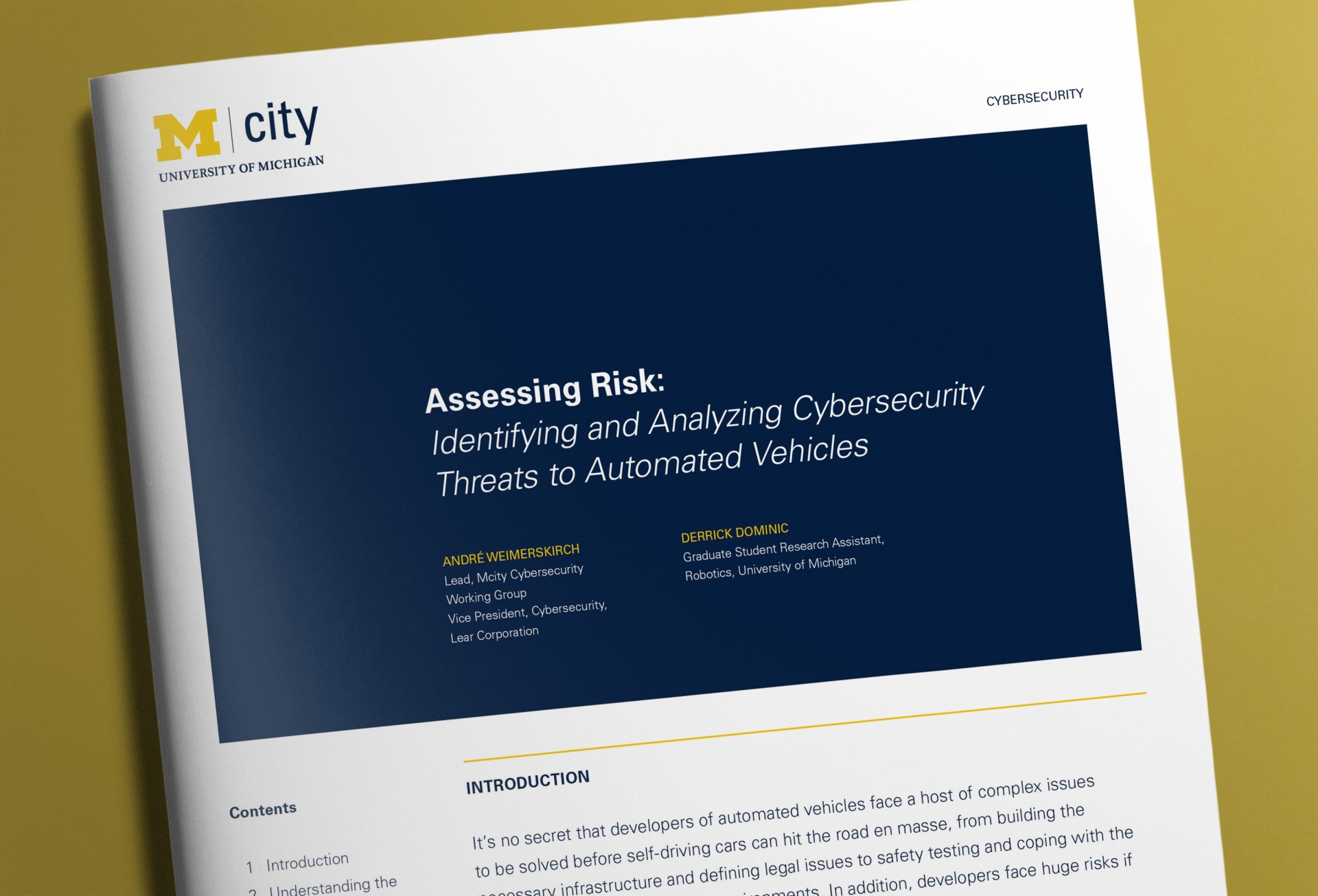 006 Whitepaper Cybersecurity Research Paper Cyber Security Papers Wondrous 2018 Pdf 1920