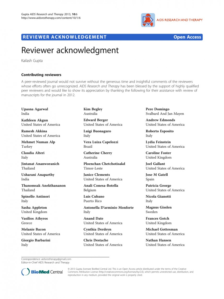 007 Acknowledgement Example For Research Paper Rare Pdf