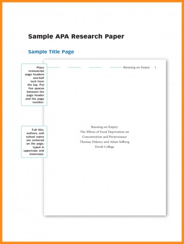 007 Apa Research Paperver Page Examples Samples Of Papers Format Title Sample Dolap Magnetband Wondrous Paper Cover 360