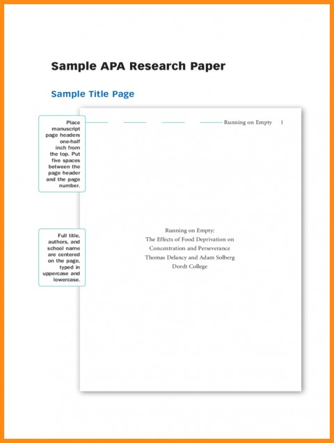 007 Apa Research Paperver Page Examples Samples Of Papers Format Title Sample Dolap Magnetband Wondrous Paper Cover 480