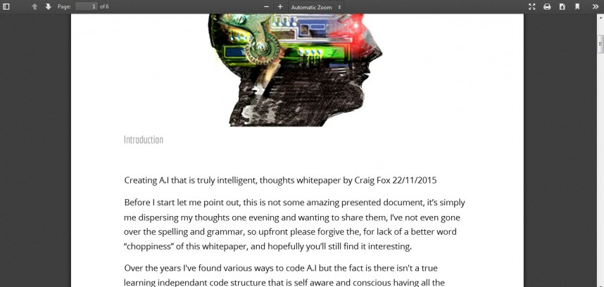 007 Artificial Intelligence Researchs Essays Screenhunter 06 Nov  25 11 Striking Research Papers Download Paper Ideas