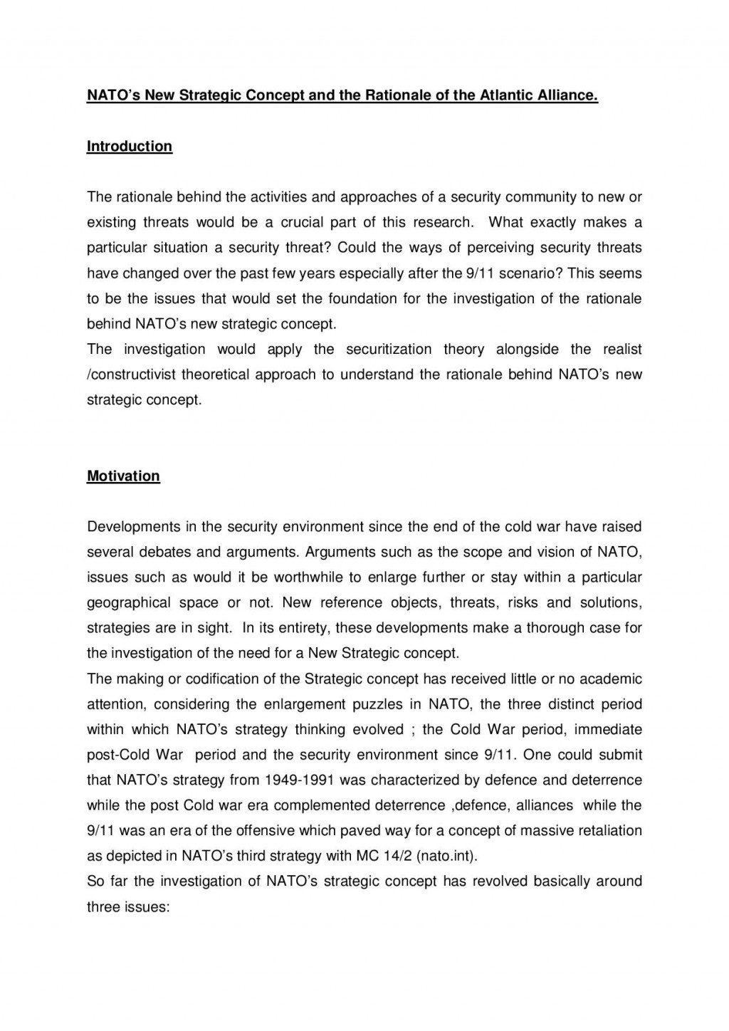 007 Brief Proposal Page How To Write Short For Research Breathtaking A Paper Large