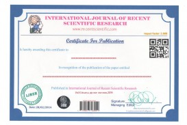 007 Certificate20copy Research Paper How To Publish In International Journal Free Unusual Pdf