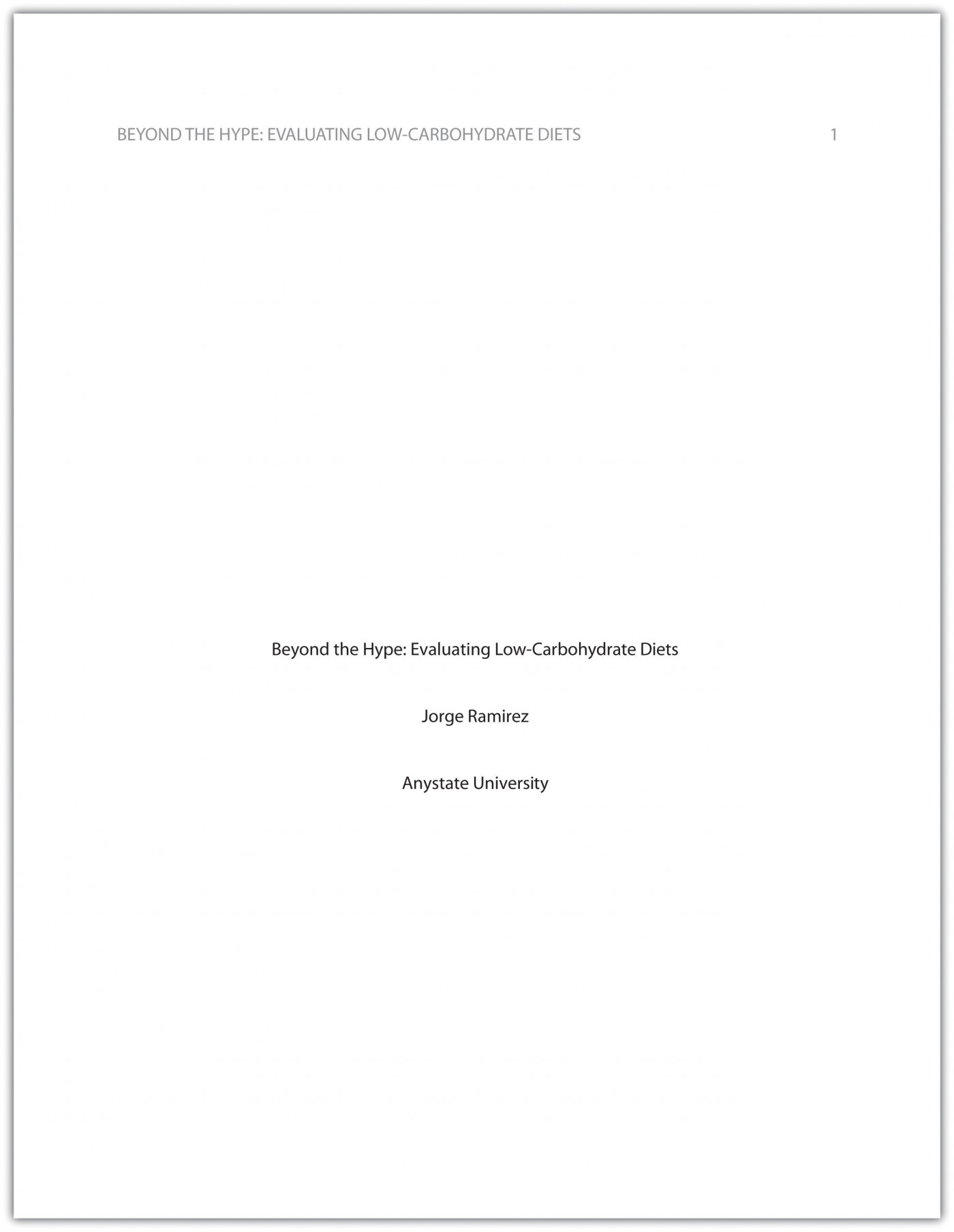 007 Cover Page For Research Paper Wondrous A Mla Example Doc Turabian 1400