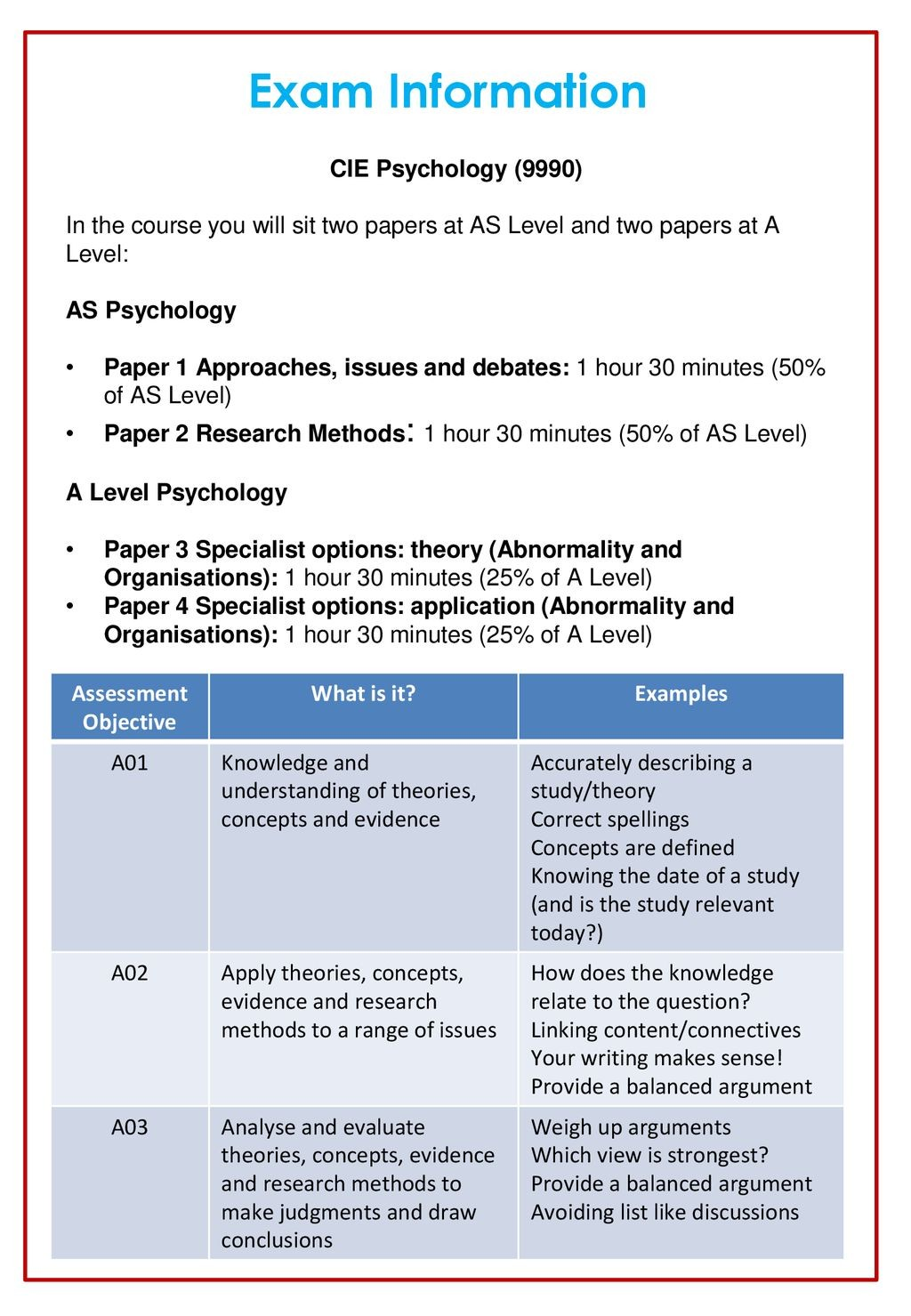 007 Examinformationciepsychology28999029 Research Paper Methods Exceptional 1 Psychology Large