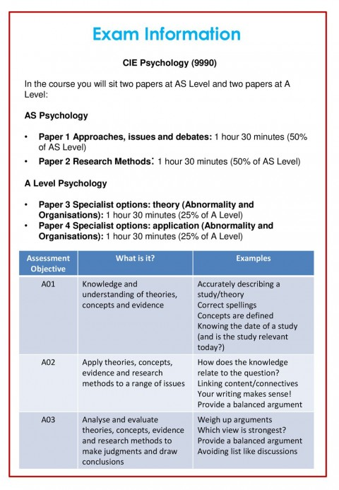 007 Examinformationciepsychology28999029 Research Paper Methods Exceptional 1 Psychology 480