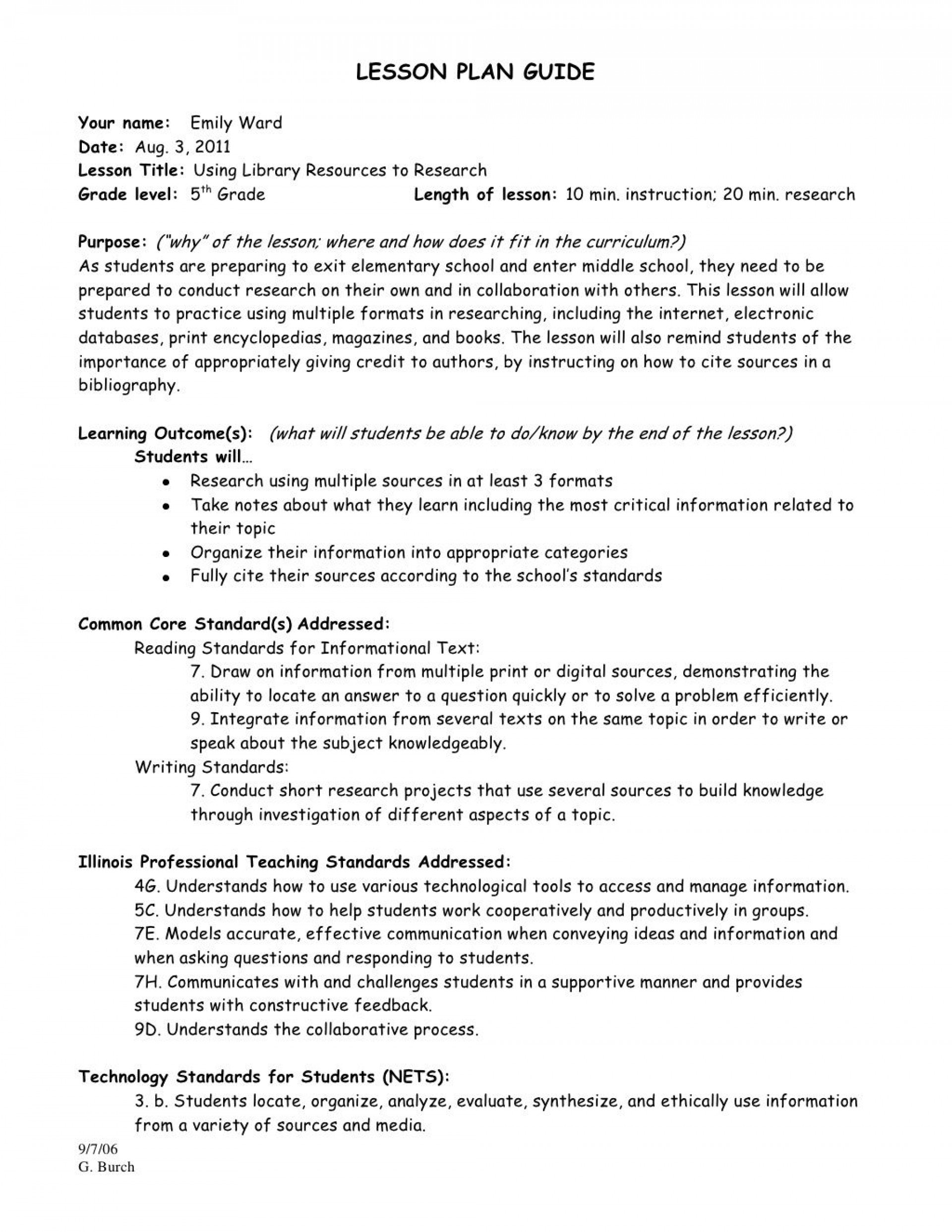 007 How To Write References In Research Paper Slideshare Excellent 1920
