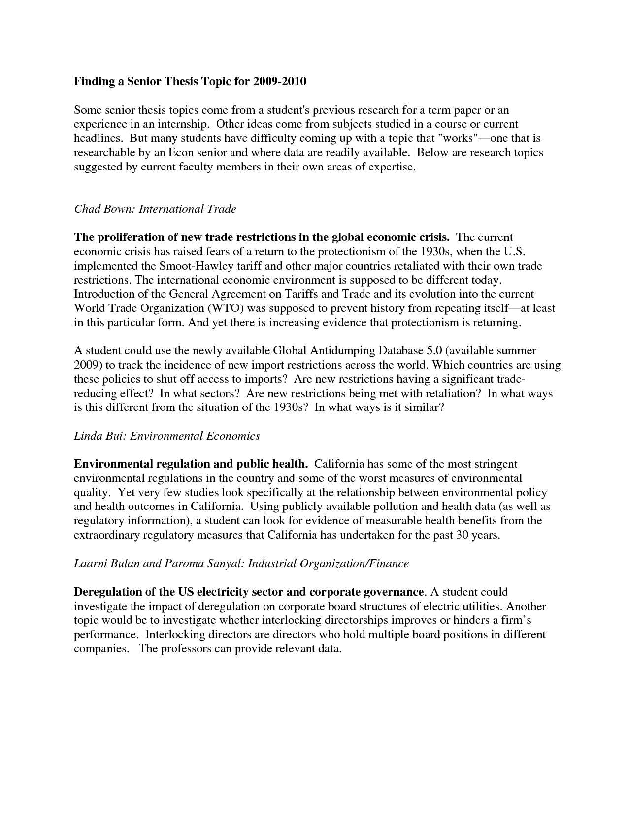 007 Interesting Topics For Research Paper High School Frightening A Students Argumentative Full