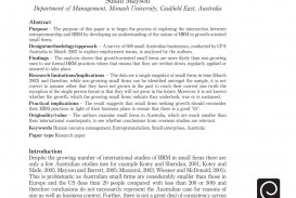 007 Largepreview Hrm Researchs Free Download Pdf Phenomenal Research Papers