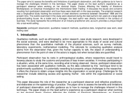 007 Methods Example For Research Paper Page 1 Breathtaking Writing Method Section Imrad Papers