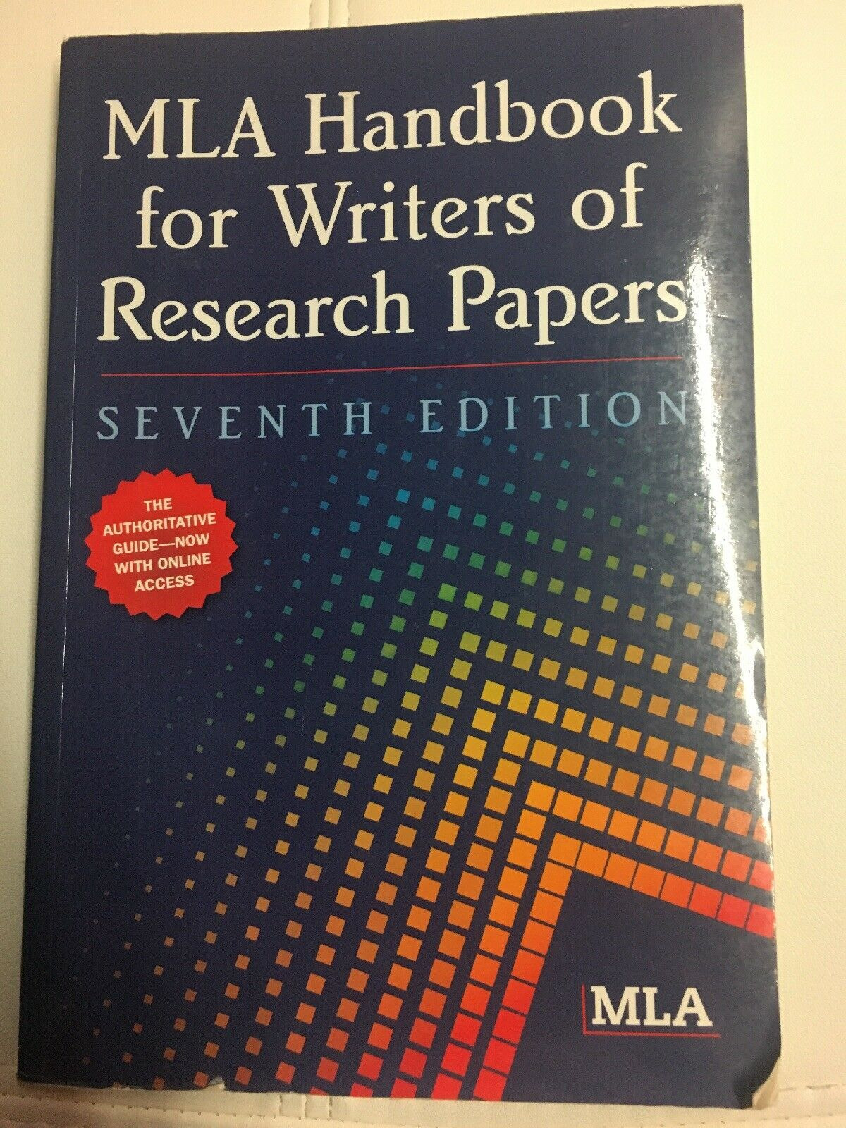 007 Mla Handbook For Writing Research Papers Paper S Frightening Writers Of 8th Edition Pdf Free Download According To The Full