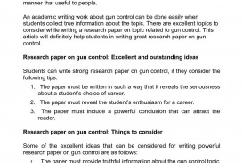 007 P1 Conclusion Ideas For Research Marvelous A Paper