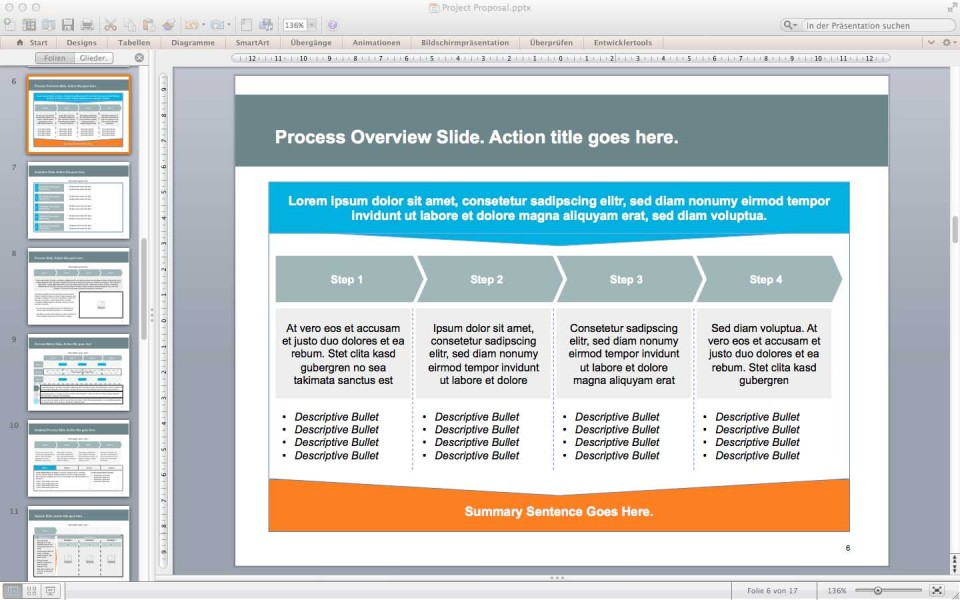 007 Powerpoint Presentation Format For Research Paper Project Proposal Template Templates Pro Mac Unique Sample 960