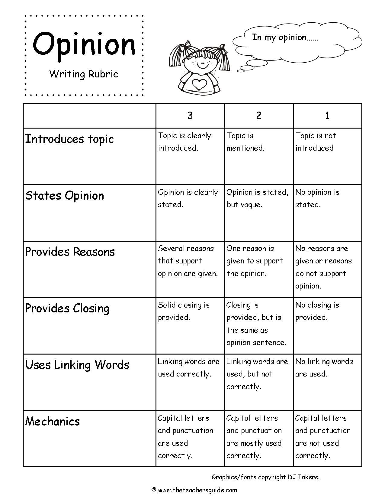 007 Research Paper 6th Grade Science Rubric 4th Writing Astounding Full