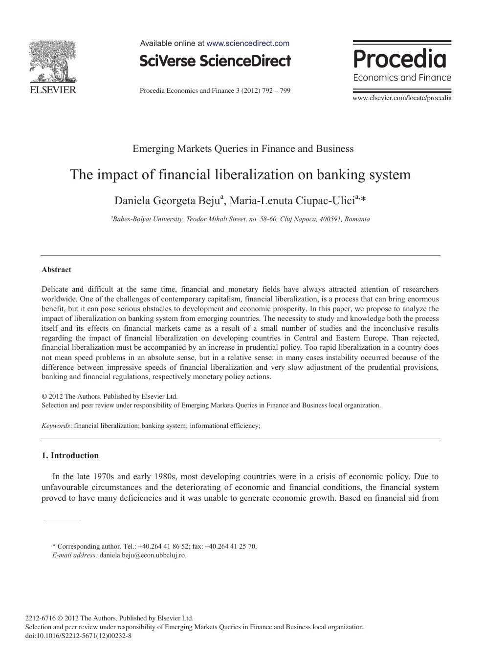 007 Research Paper Abstract Of In Finance Awful Full