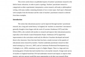 007 Research Paper Action Introduction Examples Staggering