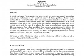 007 Research Paper Artificial Intelligence Papers Unique 2017 Pdf On