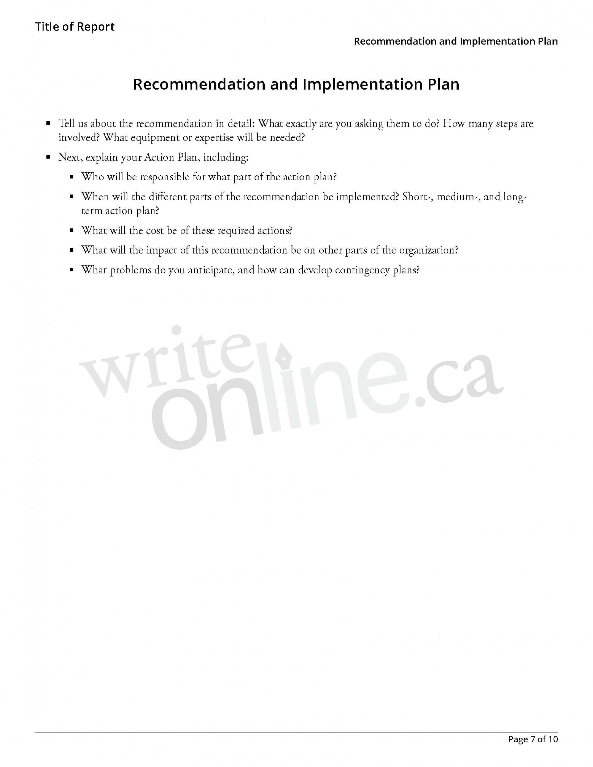 007 Research Paper Casestudy Sample Page 07 Components Of Imposing Outline Main A 1920