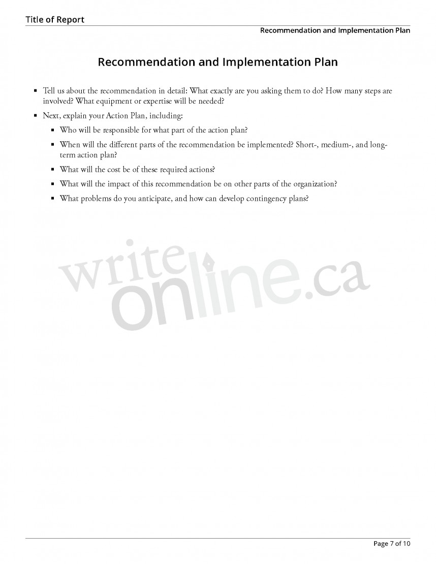 007 Research Paper Casestudy Sample Page 07 Components Of Imposing Outline Main A