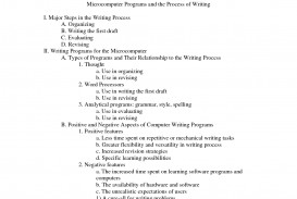 007 Research Paper College Outline Examples 477364 How To Write Apa Magnificent A Style