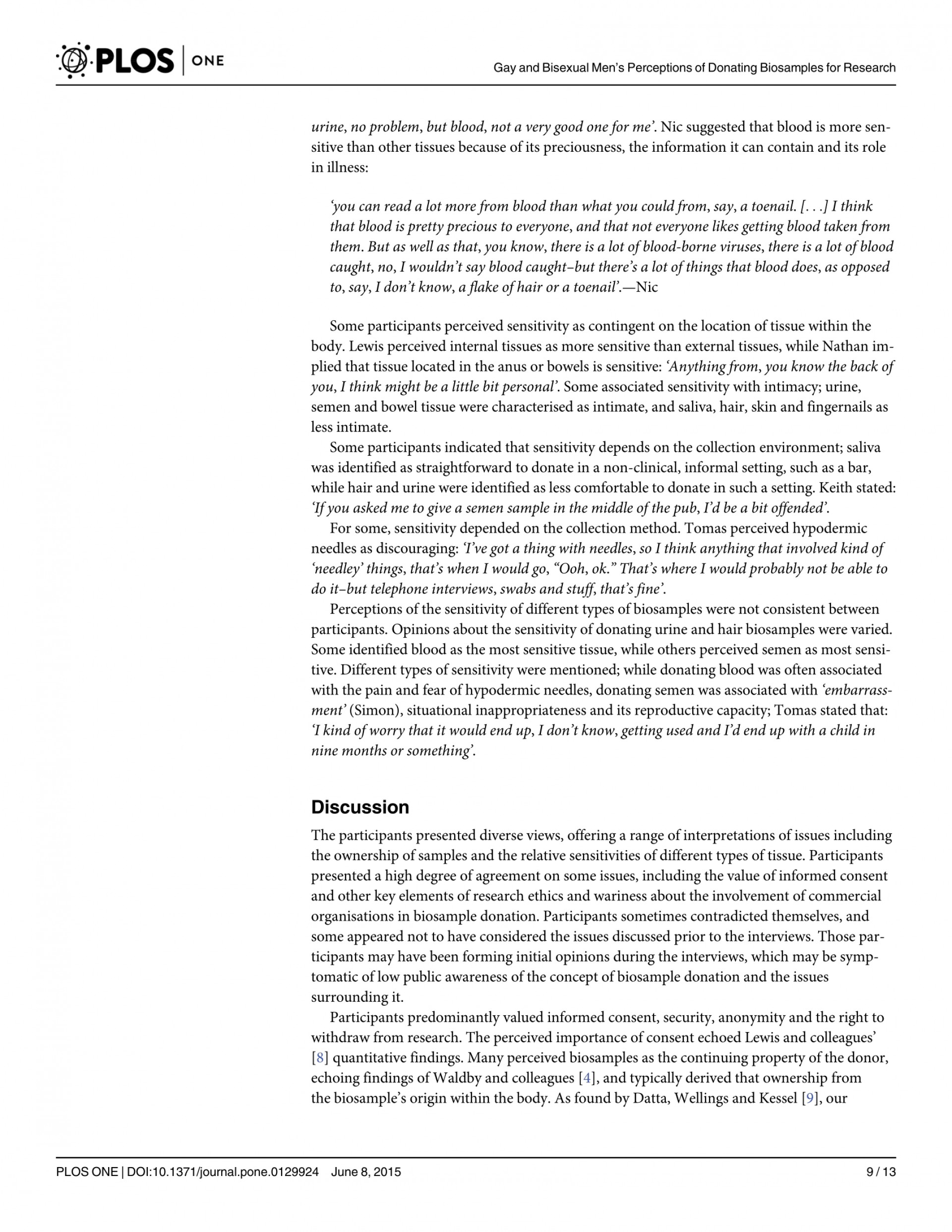 007 Research Paper Discussion How To Write Methodology Beautiful A Section The Of Qualitative Pdf 1920