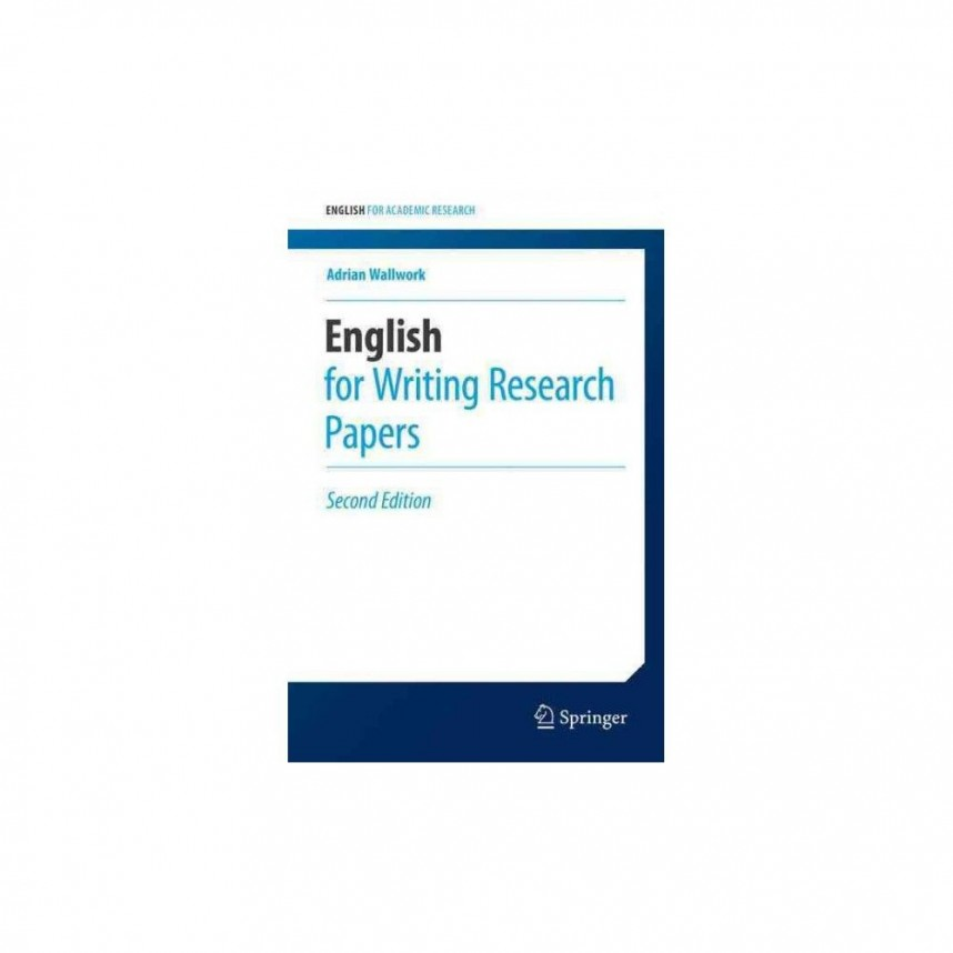 007 Research Paper English For Writing Papers Awesome Springer Useful Phrases -
