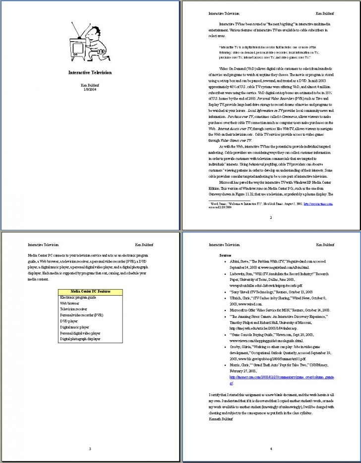 007 Research Paper Example Apa Format For Formidable Sample 2017 Psychology Style 728