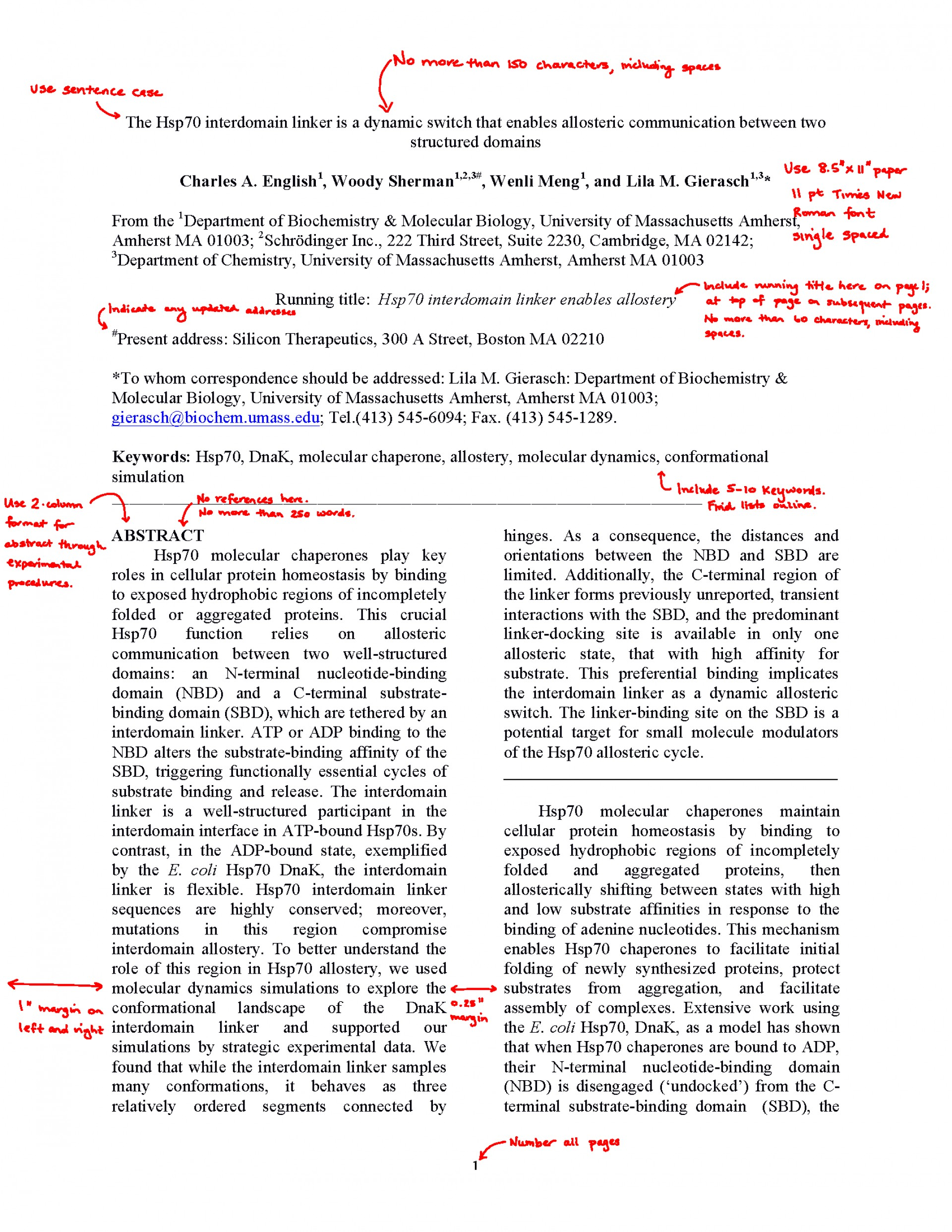 007 Research Paper Jbc Example Pdf Biological Chemistry Rare Topics 1920