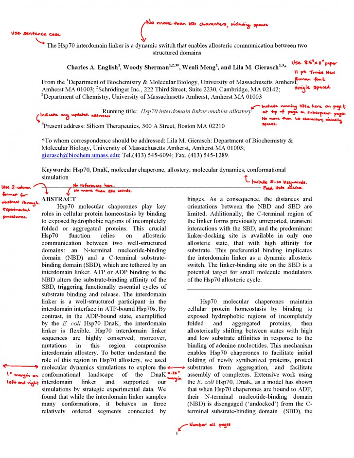 007 Research Paper Jbc Example Pdf Biological Chemistry Rare Topics 728