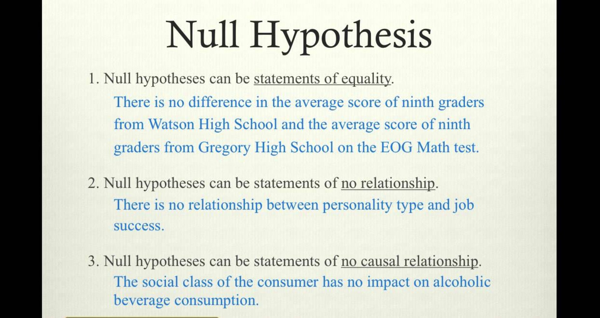 007 Research Paper Null Hypothesis And Alternative In ~ Museumlegs