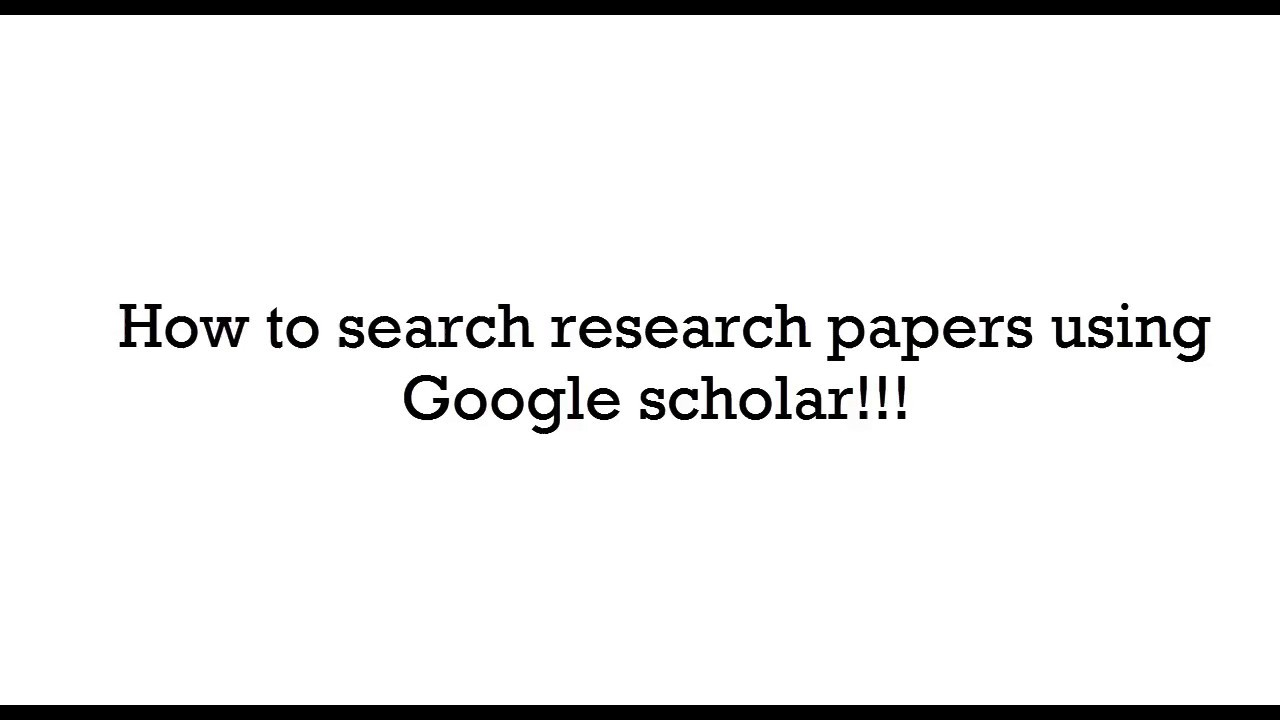 007 Research Paper Search Papers Impressive Best Engine For Meta Full