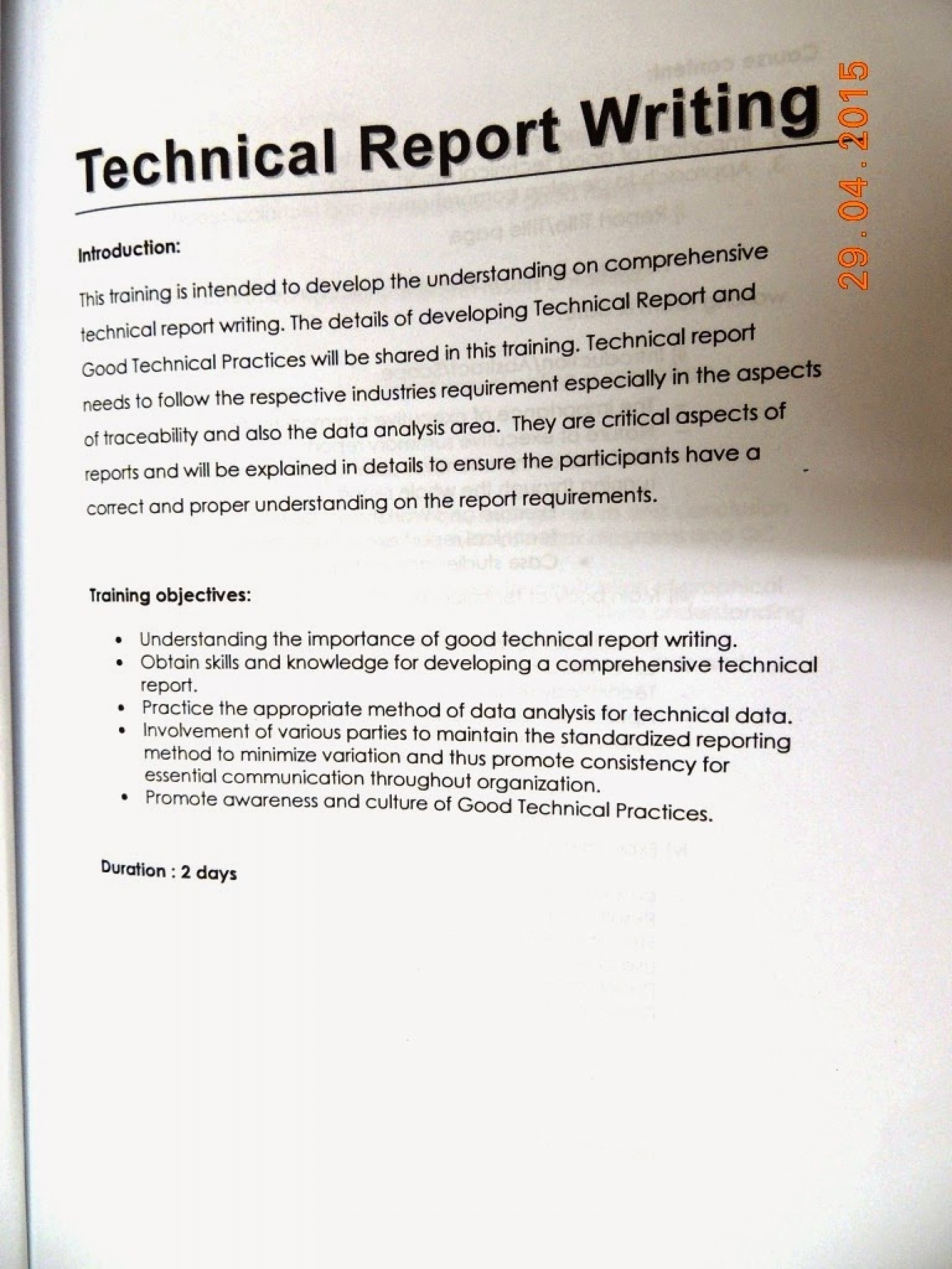 007 Research Paper Technicalreportwritingjennyliewexperience2 Jpg Example Of In Technical Wonderful Writing 1920