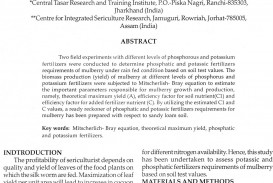 007 Sinha2band2bchakravorty253b89 Format For Science Research Awesome Paper Sample Political Mla Scientific