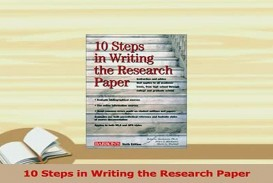 007 Steps For Writing Research Paper X1080 Unforgettable 10 A In The Markman Pdf To Write Basic