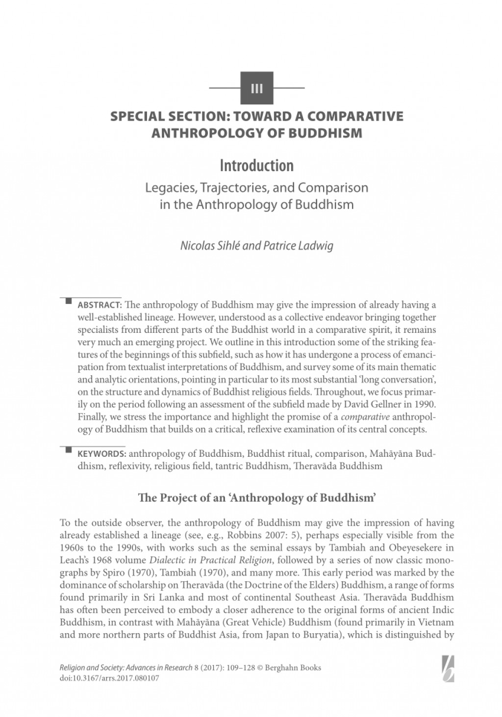 008 Anthropology Of Religion Research Paper Topics Fearsome Large