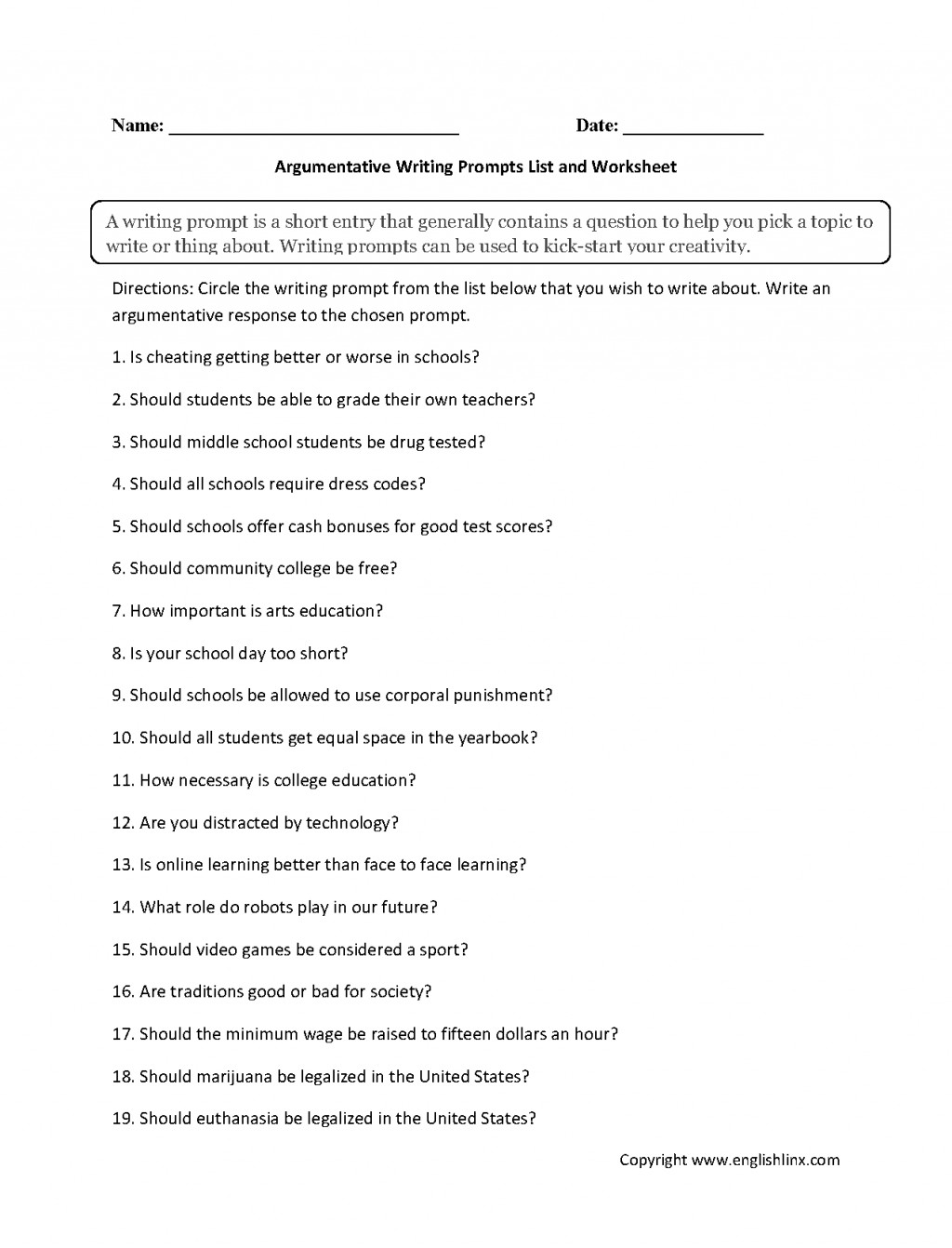 008 Argumentative Research Papers On Technology Paper Writing Prompts List Top Topics Large