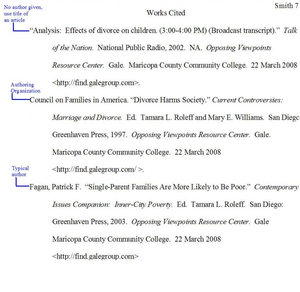 008 Citing Research Paper Mla Samplewrkctd Impressive A Citations In How To Cite 8 Using Format Large