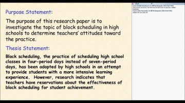 008 How To Write Good Research Paper Staggering A Fast Youtube Abstract Outline Chicago Style 360