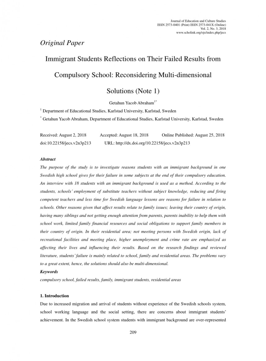 008 Immigration Research Paper Pdf Breathtaking