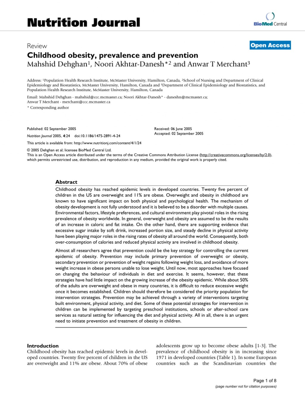 008 Largepreview Nursing Research Articles On Childhood Obesity Stirring Large