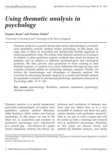 008 Largepreview Psychology Research Paper Imposing 101 Examples 480