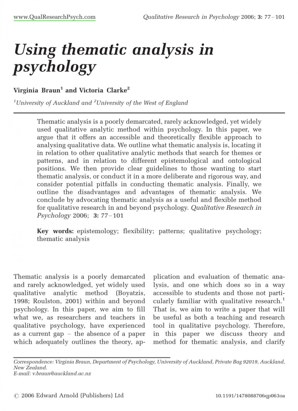 008 Largepreview Psychology Research Paper Imposing 101 Examples 960