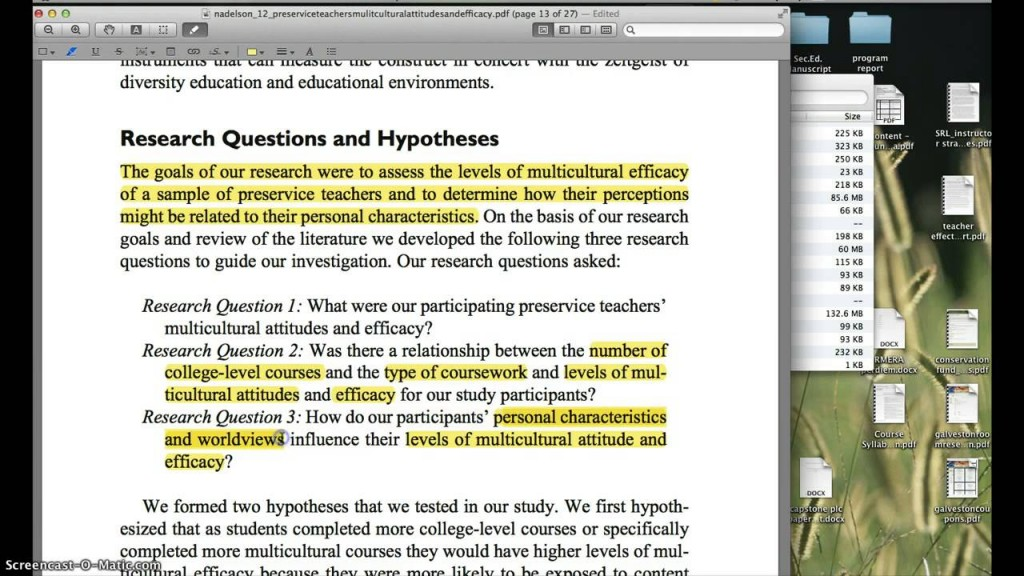 008 Maxresdefault Example Of Research Questions Pdf Sensational Examples Qualitative And Hypotheses Quantitative Large