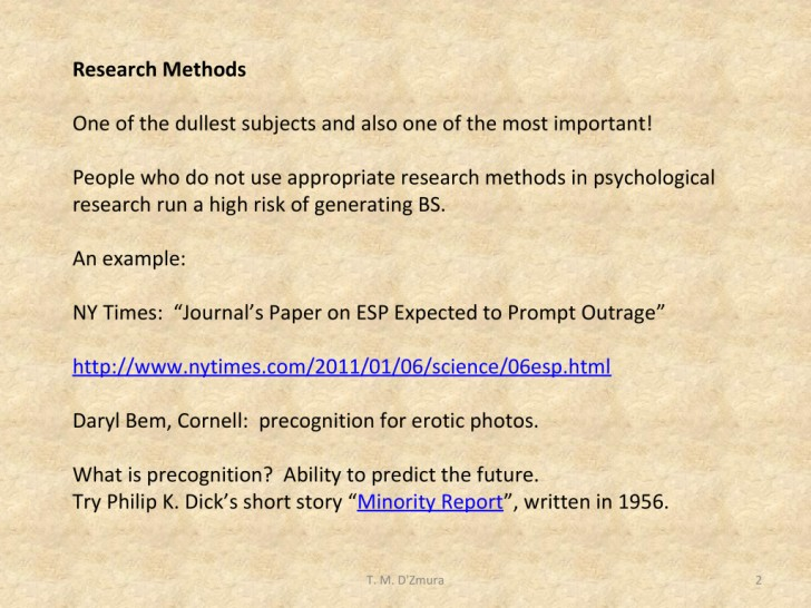 008 Psychology Research Methods Paper Example File Stunning Section 728